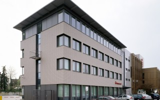 Erweiterung Hauptstelle Langenfeld