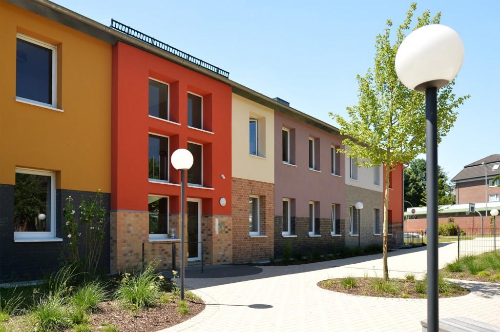 Kinderheim - Hof